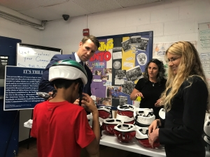 Bike Helmet Giveaway Hosted by RIAJ